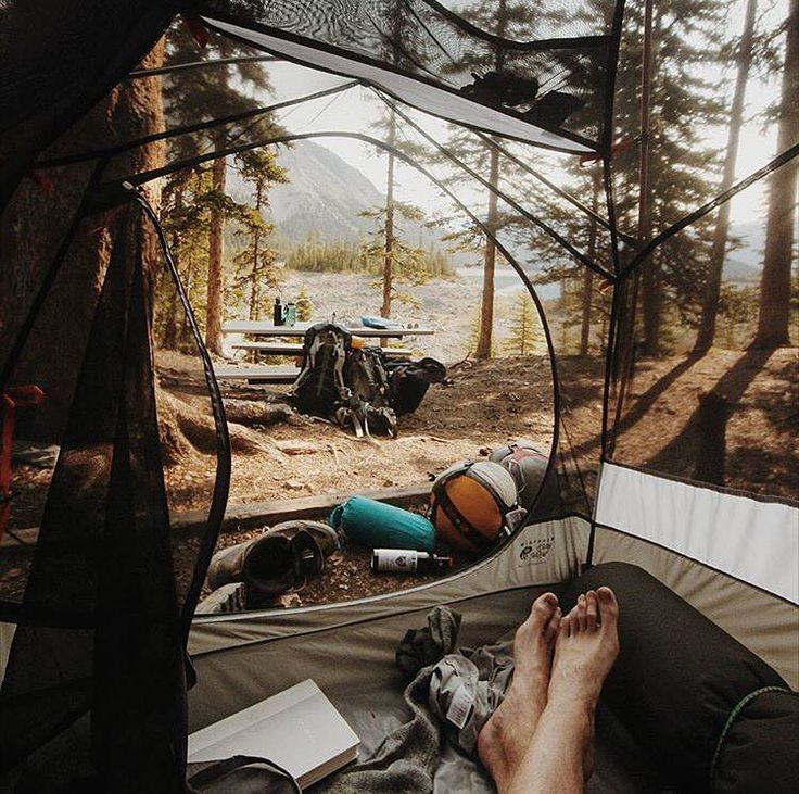 For Emma, Forever Ago - ourcamplife:   Photo by: @baby.jams #ourcamplife