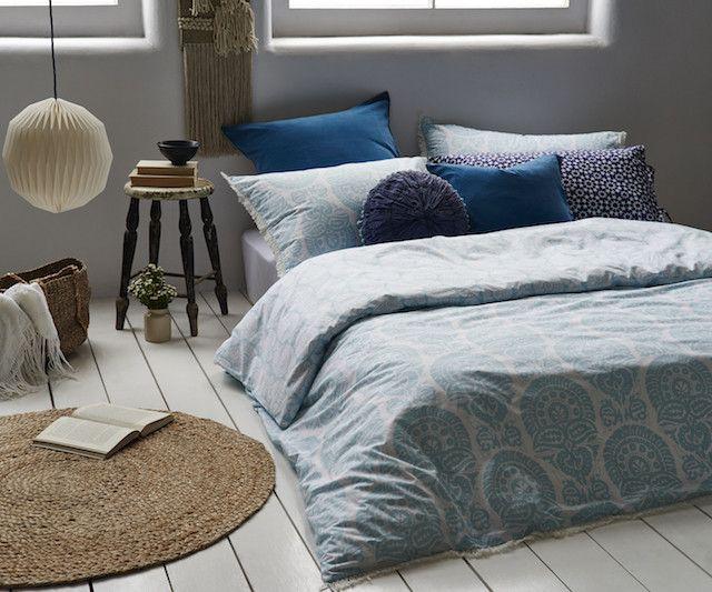 Free Your Spirit With Shannon Fricke's Most Current Bedding Range | Decorazilla Design Blog
