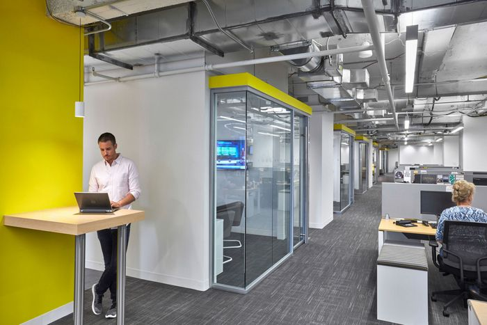 M Booth Offices - New York City - Office Snapshots
