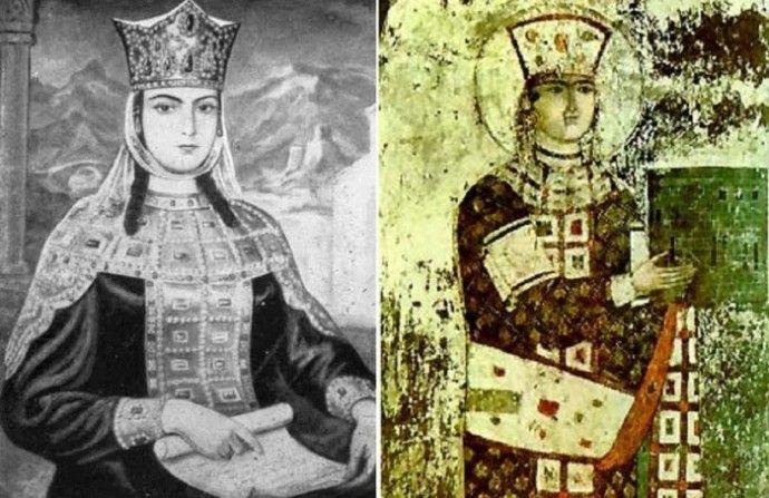 Золотой век Грузии:правление легендарной царицы Тамары.