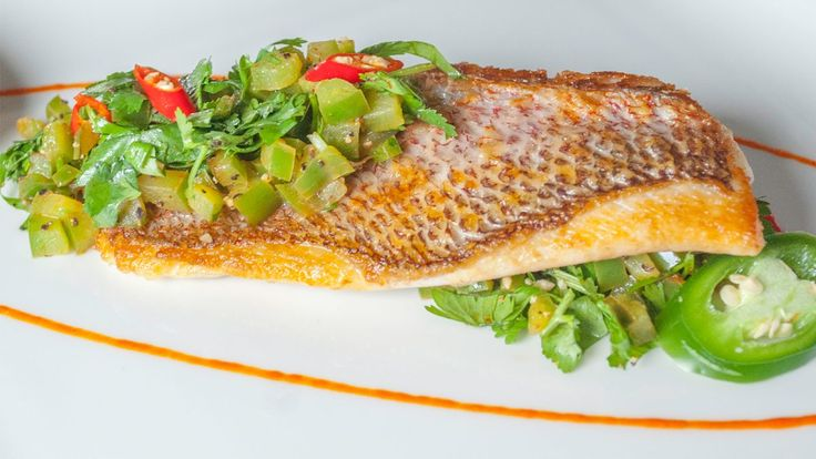 Beirut Spicy Snapper - Gusto