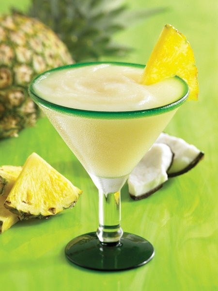 Pineapple Coconut Margarita.   Something To Sip   Pinterest