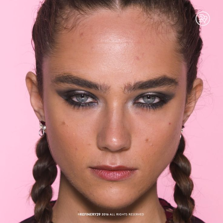 Two-Toned Eyeshadow