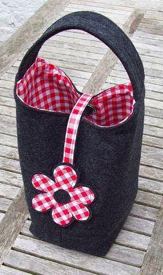 Lunch bag : bonne forme pour les boîtes, sympa, mais traduction en français à trouver !