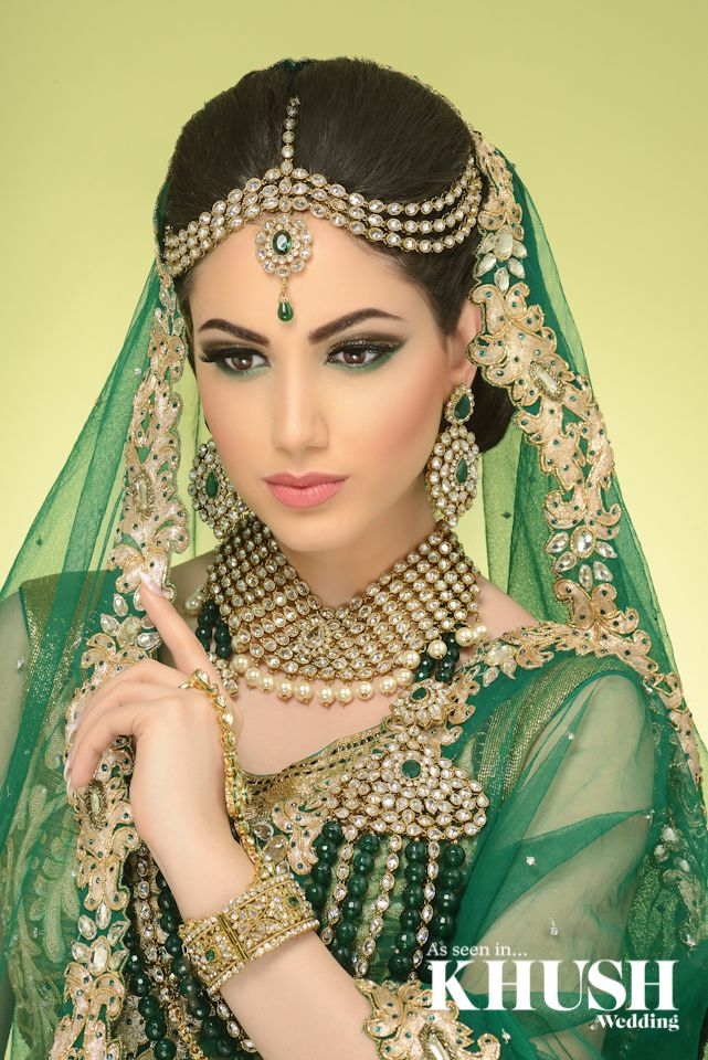 We adore this traditional bridal look by Beena Makeup Artist  London based, Nationwide coverage T: +44(0)7770 786 863 (By appointment only) Email: beenamakeup@mail.com  Outfit: Style Rooms Jewellery: Deeya Jewellery