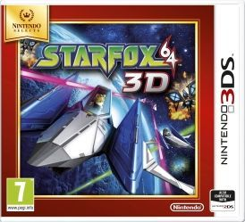 Star Fox 64 3D Game 3DS (Selects) The Star Fox team triumphantly returns to one of its greatest missions with the remake of Star Fox 64 in full 3D The entire Star Fox universe spreads out realistically into the depths of the Nintendo  http://www.comparestoreprices.co.uk/january-2017-6/star-fox-64-3d-game-3ds-selects-.asp