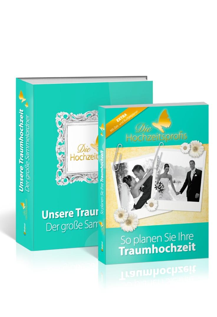 Jetzt im praktischen Set: Buch plus Sammelordner von den Hochzeitsprofis! So wird aus deiner Hochzeit eine Traumhochzeit, ISBN 9783862431007 http://www.amazon.de/Hochzeitsprofis-Expertenwissen-Komplettpaket-Traumhochzeit-Hochzeitsplaner/dp/3862431002