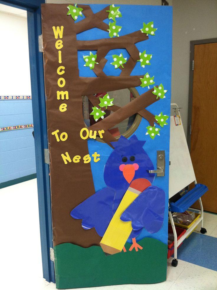 @Tyler Foltz Anderson  classroom door
