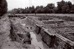 Web amb imatges de les restes de la desapareguda Ciutadella de Barcelona.