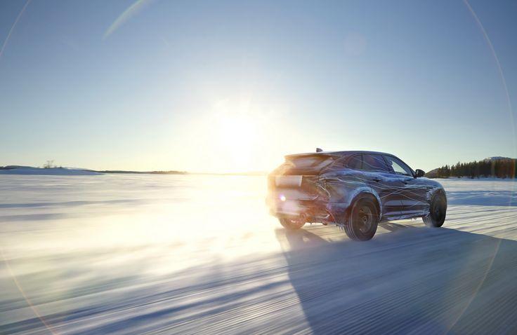 First Jaguar EV 'Jaguar E-Pace' will be a crossover - Report