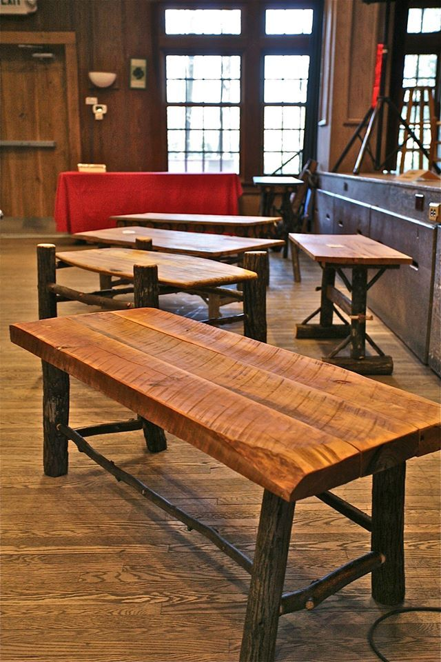 Make Your Own Rustic Table Class With Instructor James