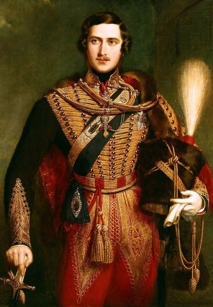 Prince Consort Albert of Saxe-Coburg-Gotha