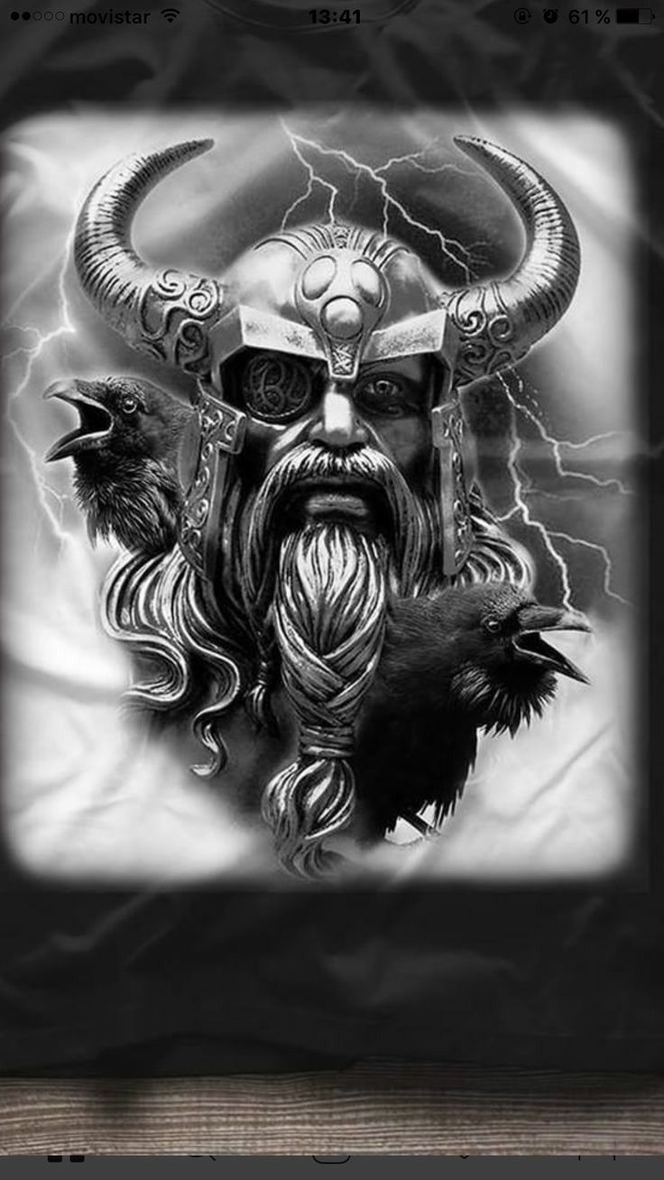 Pin by Norman Salamatin on Tattoo ideas Viking warrior