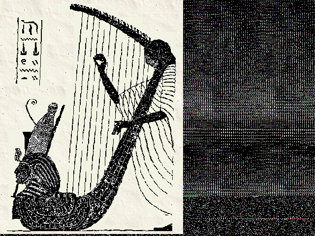 Images from Ancient Times and Tablet Show: Evidence of Harmony in Ancient Music; Archaeology & Oldest Song (with Audio Midi)