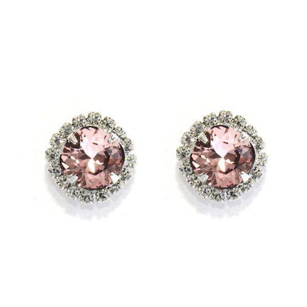 Wedding day inspiration from Kleinfeld Canada: Ti Adoro Jewellery Venus Earring