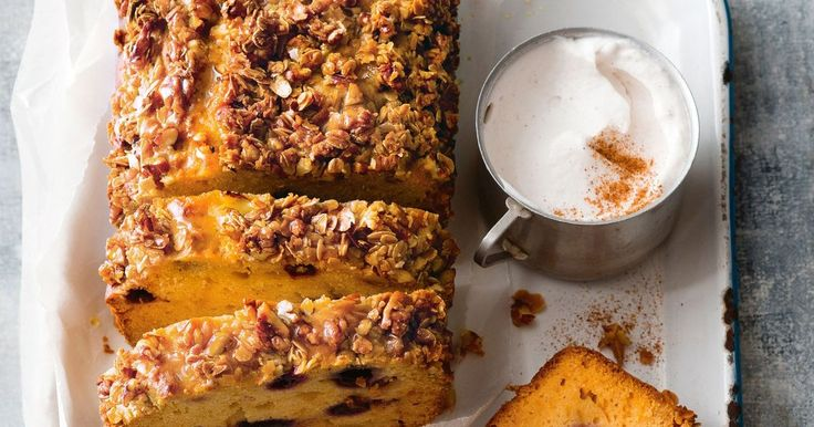 Hosting a morning or afternoon tea? Or just like to indulge in desserton the weekend? This apple and blueberry loaf is perfect for sweet flavour and has a wonderful pecan crunch.