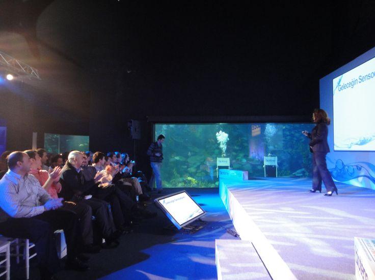 Meeting @ Turkuazoo Aquarium
