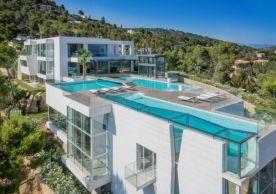 Luxus Villa Chamäleon auf Mallorca: ein meisterhaftes Architekturwerk