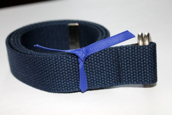 Kids Canvas Belt Navy D Ring Children S Navy Belt Webbing Belt For