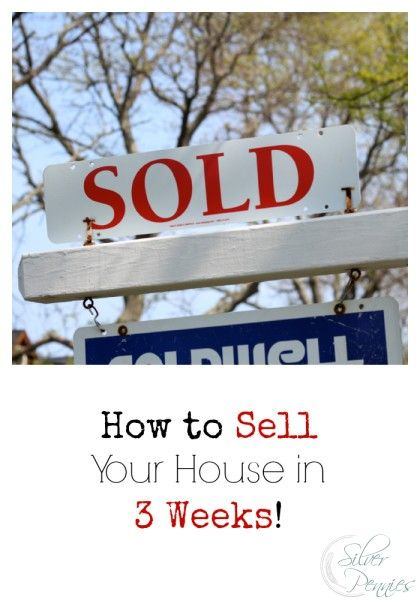 How we sold our first home in 3 weeks. Some easy tips to make your home more appealing to buyers.