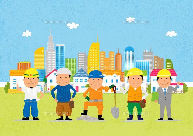 工事現場 イラストの画像検索結果 イラスト 工事現場 現場 工事