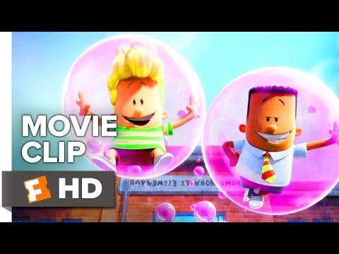 CAPTAIN UNDERPANTS: THE FIRST EPIC MOVIE Clip - Pranksters