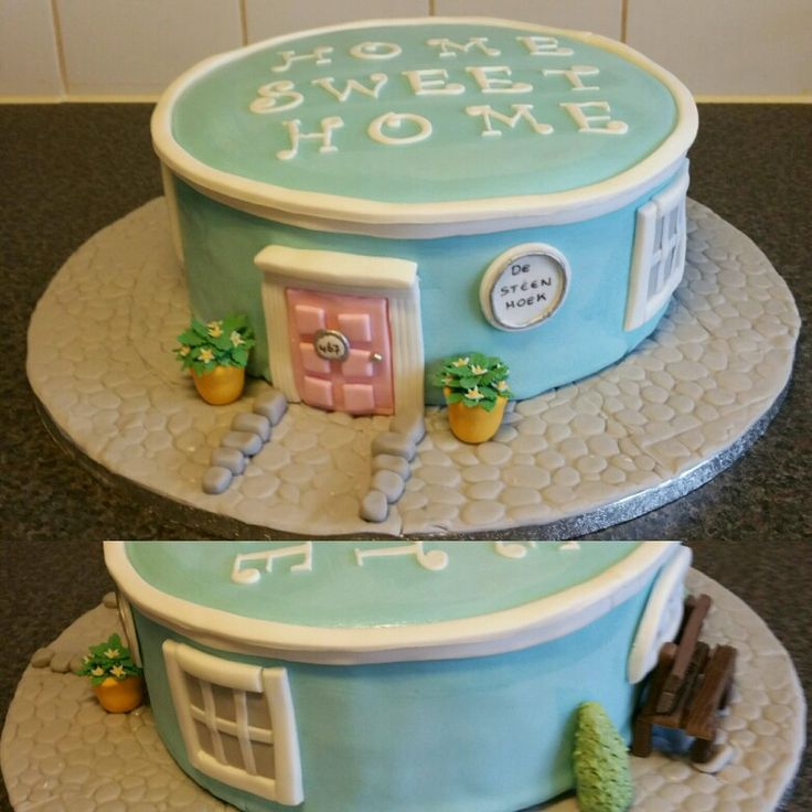 Cake Decoration For House Blessing : Best 25+ Housewarming cake ideas on Pinterest