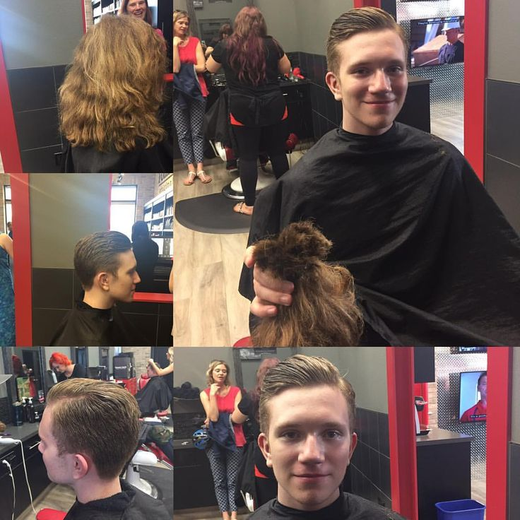 "14 Likes, 2 Comments - Maria E-B (@grizlybarber) on Instagram: ""Transformation! #reuzel"""