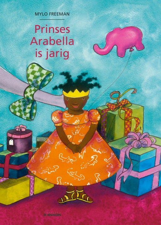 Arabella wil een olifant voor haar verjaardag.