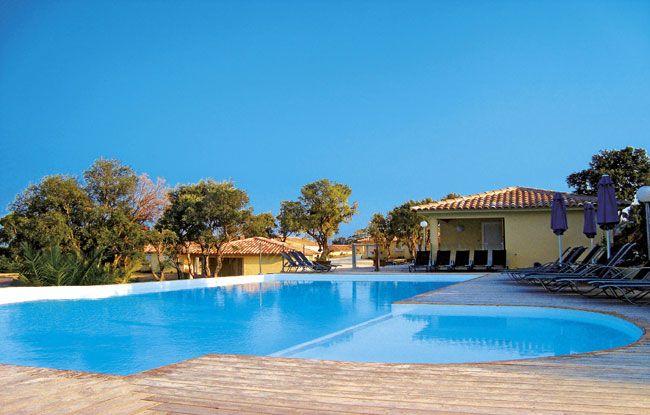 Résidence San Martinu à Sainte Lucie de Porto Vecchio, promo location villa Corse prix promo Corse Voyages Loisirs à partir 515,00 € TTC