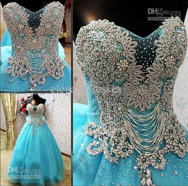 148 best Wedding Gowns: Diamonds & Pearls images on Pinterest | Gown ...