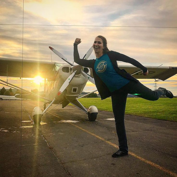 One of the best #flights in my #career as #privatepilot with my #wifey @loeckli23 from #schupfart #lszi to #lsgt #gruyere with the #christenhusky #husky #aviathusky #aviation #avgeek #pilot #taildragger #sunset #adventure #timeoflife #enyoying