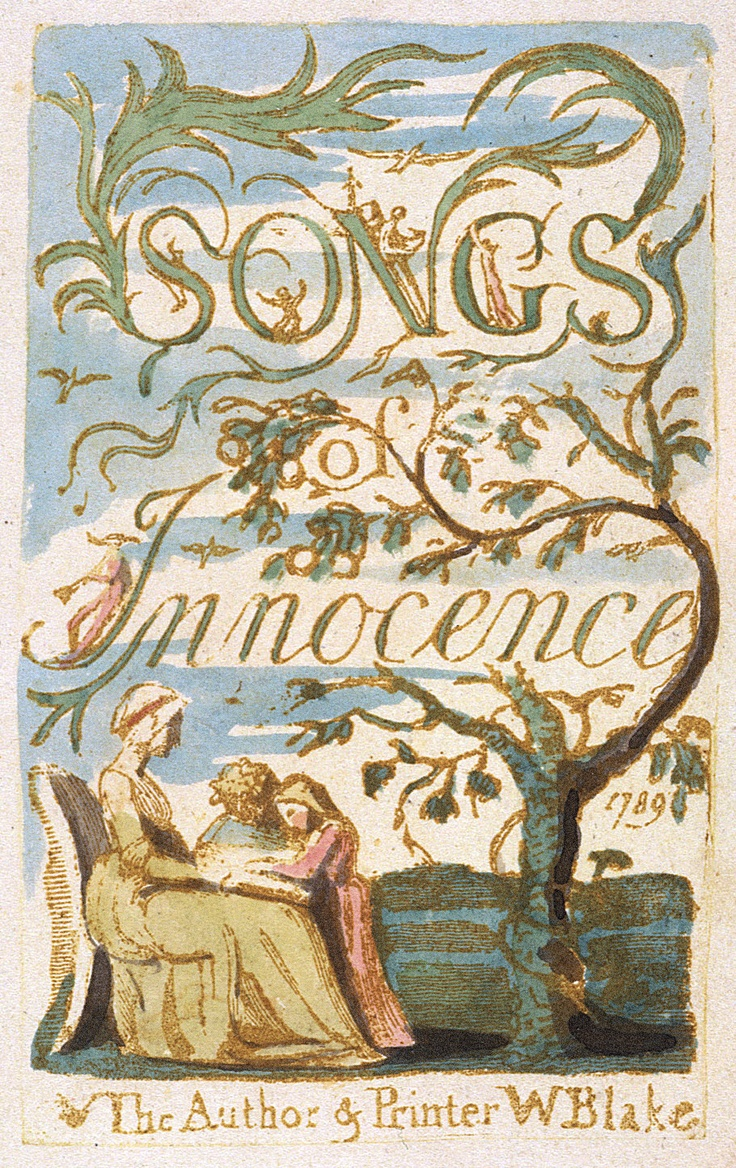 innocence and experience in william blakes poetry William blake's songs of innocence and of experience (1789) is a collection of  illuminated poems separated into two groupings, songs of innocence and songs .