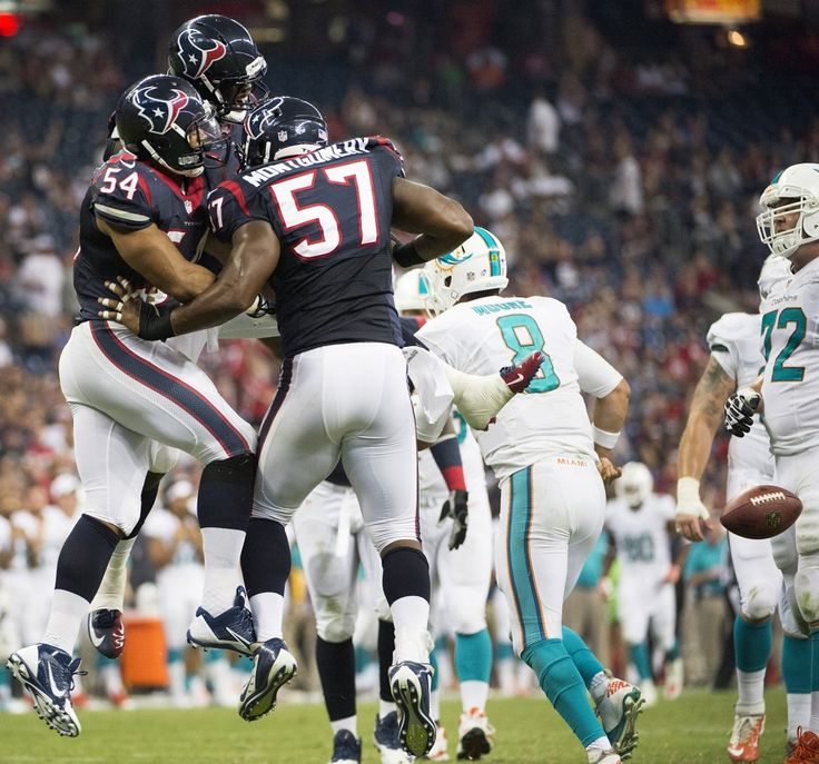 Texans' preseason action a big hit on TV