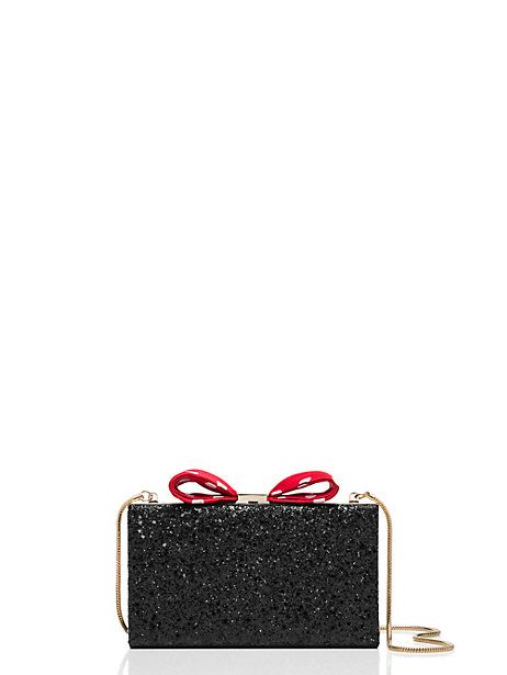 kate spade new york for minnie mouse minnie bow clasp