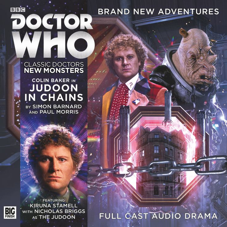 1.2. Judoon in Chains