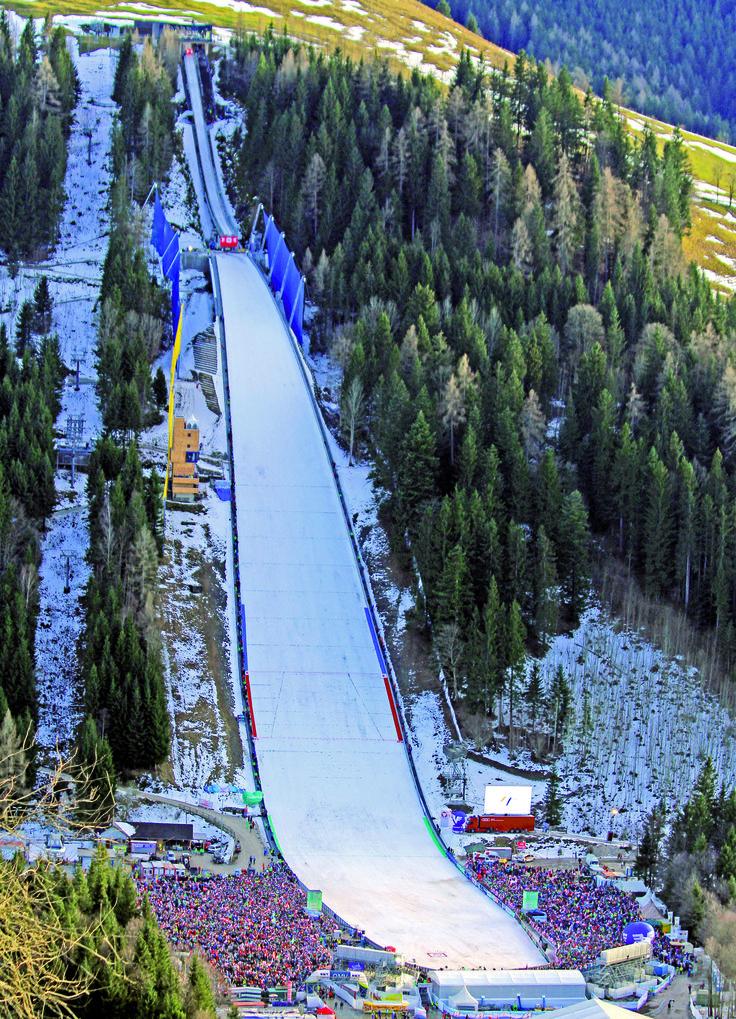 Skiflug-Weltmeisterschaft im Salzkammergut