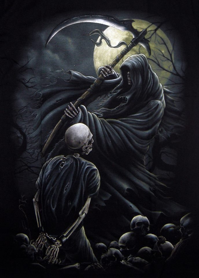 In the story the Pardoner was teling, they were searching for death that was killing their people.