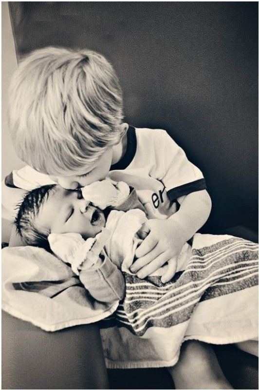 sibling lovePhotos Ideas, Baby Fever, Kids Photography, Big Brother, Baby Girls, Adorable, Awwww, Photography Ideas, Brother Photos