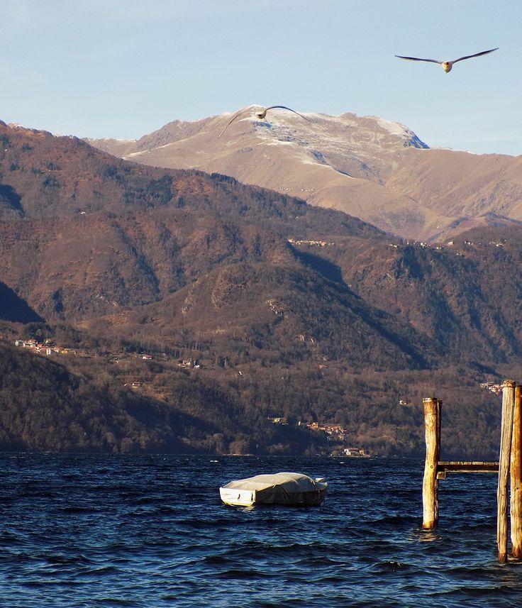 Lake Orta, Piedmont