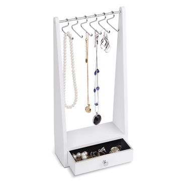 Koruteline laatikolla, Jewelry Stand