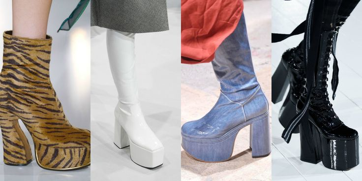 These David Bowie Boots are creating a mod revenge! Read this article to view all of the new 2016 Fall Fashion Trends