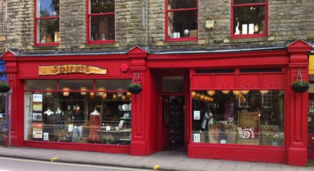 Spirals Hebden Bridge - such a fantastic shop!