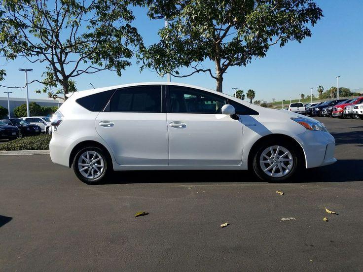 Used 2013 Toyota Prius v in Irvine, California | CarMax