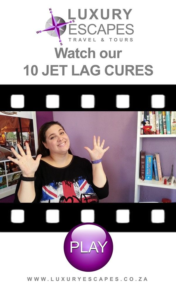 Have you see our vidoe on 10 JET LAG CURES? Watch it now on https://youtu.be/snaSJmWRpkU Thank you and enjoy!