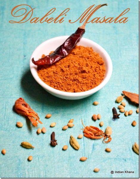 Homemade Dabeli Masala