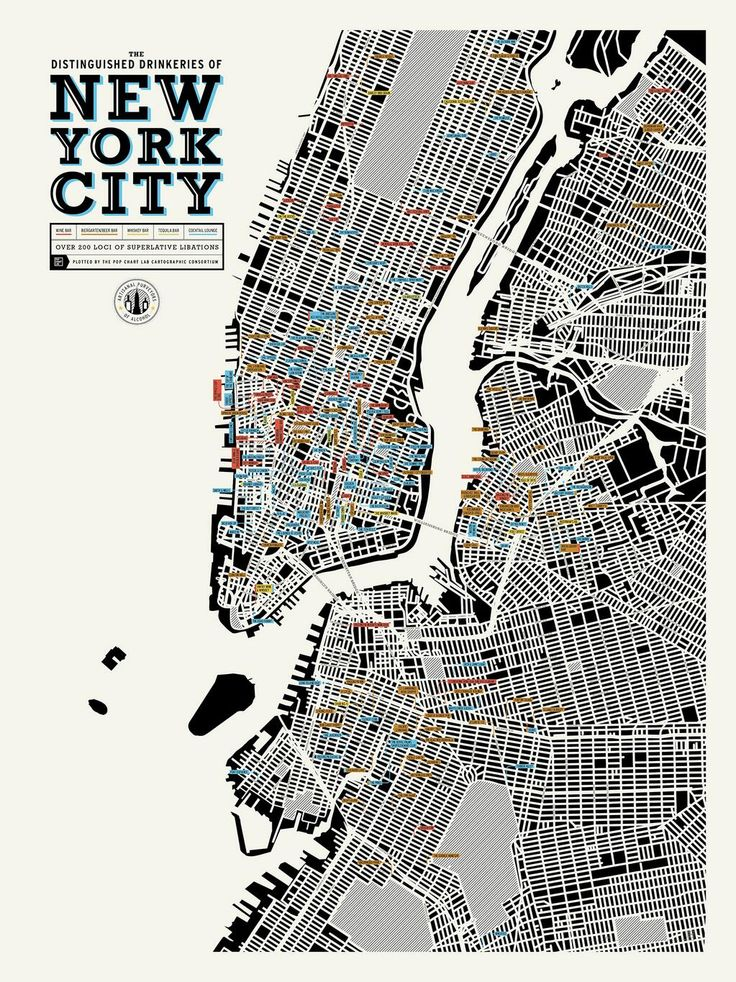 Twitter / FastCoDesign: Infographic: a map of ...