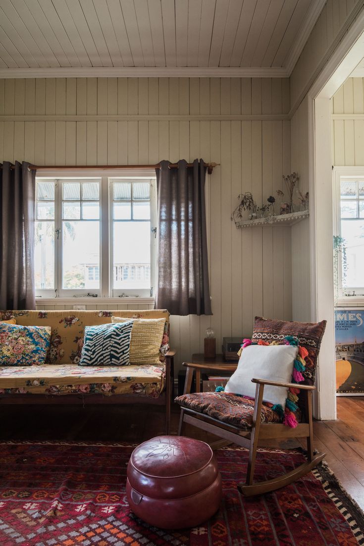 This Country Has The Most Boho Casual Living Rooms Ever Part 45