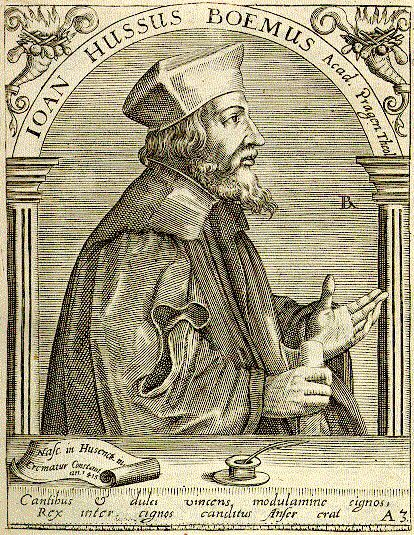 Jan Hus (c. 1370 - 1415)