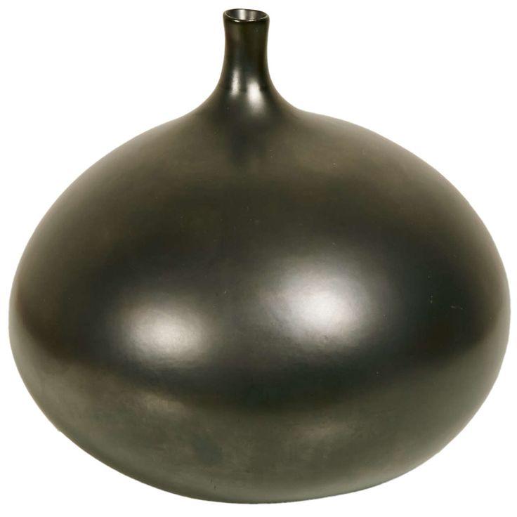 Rare Apple vase by Georges Jouve (1910-1964) Circa 1957